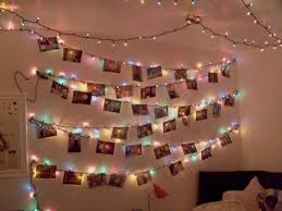 best way to hang christmas lights on wall crafty how to hang christmas lights on wall hanging in room ideas