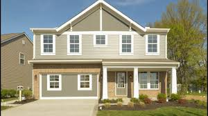 winchester floorplan by fischer homes model home in canal