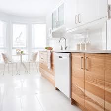 harmonie cuisine harmonie en blanc dans la cuisine cuisine avant après