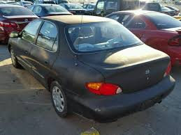 2000 hyundai elantra dealer only clean title 2000 hyundai elantra sedan 4d 2 0l 4 for