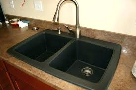 black granite composite sink black composite sink moodlenz net