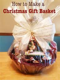 How To Make A Gift Basket How To Make A Birthday Gift Basket