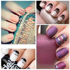nail art striping tape ideas gallery nail art designs