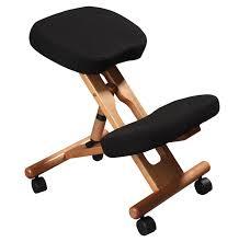 siege assis genou siège ergonomique accent wood assis genoux