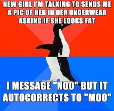 Autocorrect Meme - duck you autocorrect