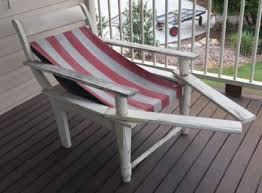 antique vintage squatters chairs red u0026 white c1930s lounging
