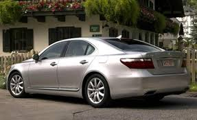 lexus ls 460 length lexus ls 460 2007 technical specifications interior and exterior