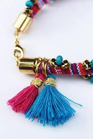 bracelet diy images Diy boho bracelet jpg