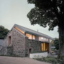 The Stone Barn Stone Barn Renovation Combines Old And New Belle Maison Short