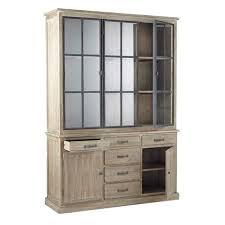 meuble cuisine zinc cuisine zinc maison du monde 3 meuble cuisine bois et zinc