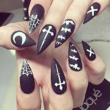 20 puuuurfect cat manicures cat nail art designs for lovers dark