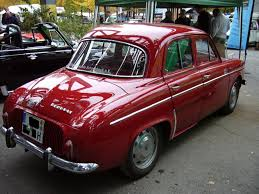 renault dauphine gordini renault dauphine related images start 200 weili automotive network