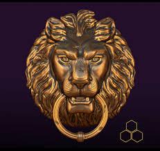 lion door knocker lion door knocker with regard to best ideas on architecture