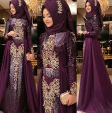 islamic wedding dresses embroidered muslim wedding dress at rs 3445 islamic