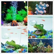 air driven aquarium ornaments ebay