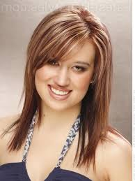 pear shaped face hairstyles medium length hairstyles for pear shaped face