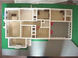 my house floor plan my house lego