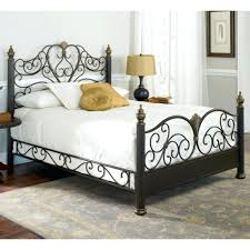 wrought iron bed sets bedroom wrought iron bed queen rod iron beds