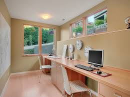 Study Office Design Ideas Basement Home Office Design And Decorating Tips