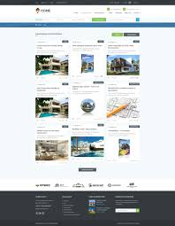 home planify house plans u0026 construction psd template by pixel