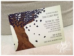 Customizable Wedding Invitations Jenna Matt U0027s Wedding Invitation Suite April Lynn Designs