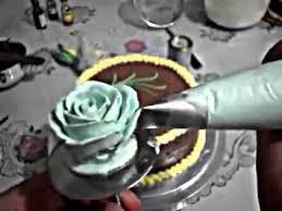 cara membuat hiasan kue ulang tahun anak menghias kue ulang tahun mawar youtube
