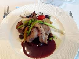 lambs delicious prepared picture of auberge de la selune