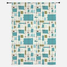 retro window curtains u0026 drapes retro curtains for any room