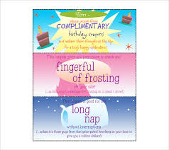 coupon template u2013 11 free word excel pdf ai illustrator