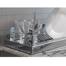 egouttoir cuisine egouttoir à vaisselle en acier aqua don hierro c tendance