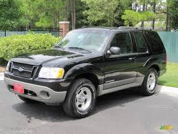 2001 ford explorer xls 2001 black ford explorer sport 4x4 33882112 gtcarlot com car