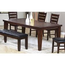 coaster company imperial dining table walmart com