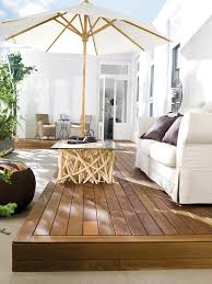 Deck Coffee Table - driftwood coffee table deck contemporary with iguazu ipe lantic