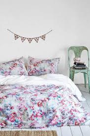 bedroom awesome watercolor flower bedding vintage floral bedding