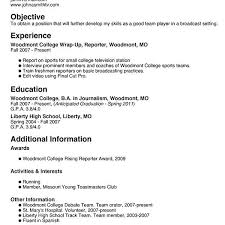 Resume Builder Student Resume Examples For Jobs Resume Examples And Free Resume Builder