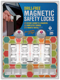 amazon com drill free baby magnetic cabinet locks 8 locks 2
