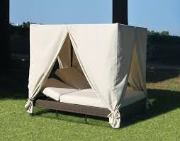 wicker daybed with canopy informando co