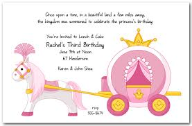 princess invitations free template 28 images free printable