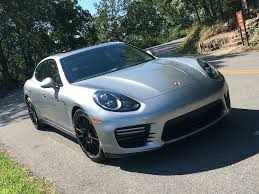 teal porsche i drove the 2016 porsche panamera gts and it was incredible