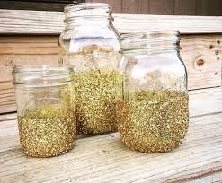 Mason Jar Wedding Decorations The 25 Best Sparkle Mason Jars Ideas On Pinterest Glittered