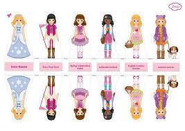 lottie paper doll printables u2013 lottie dolls