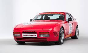 porsche turbo classic porsche 944 turbo cup fast classics