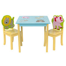 kids animal table and chairs kids table and chairs the kiddies shop kids furniture