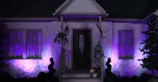 halloween light display projector top 4 spooktacular decorating ideas for halloween lowe s canada