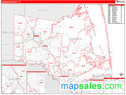 zip code map harlingen tx cameron county tx zip code wall map red line style by marketmaps