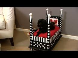 dog beds made out of end tables dog bed out of table easy craft ideas