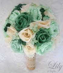 silk flowers for wedding 17 package silk flowers wedding bridal bouquet