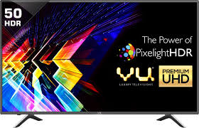 vu 127cm 50 inch ultra hd 4k led smart tv online at best