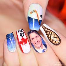 it u0027s aboot time i post a nail art simply nailogical facebook
