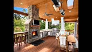 outdoor kitchen ideas youtube
